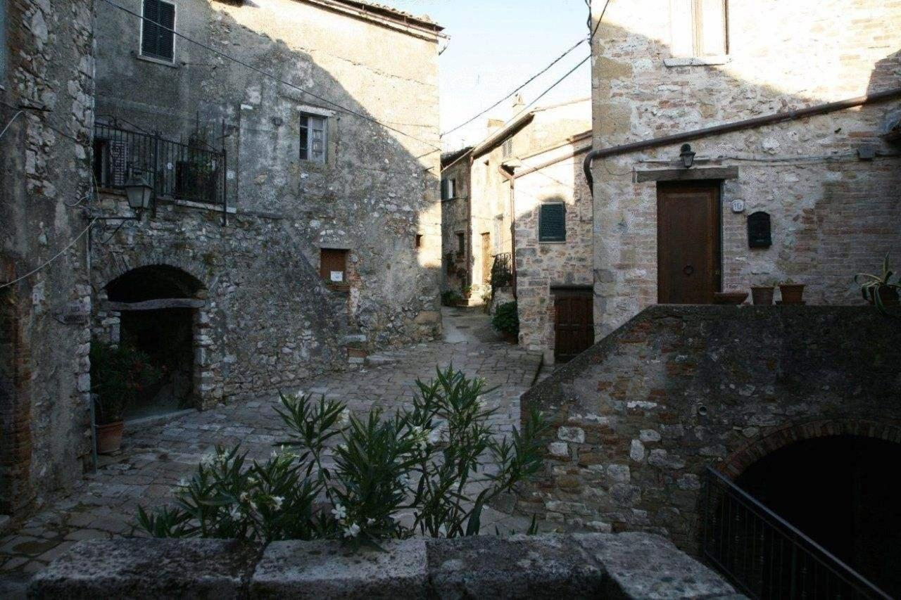 Zentrum von Semproniano
