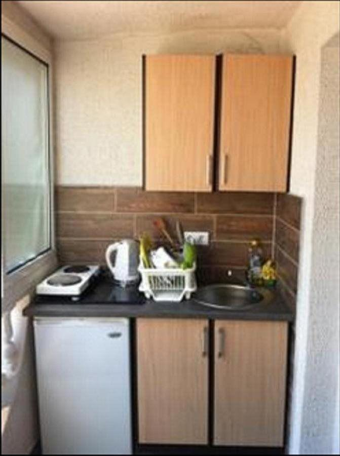 Kitchen -Double or Triple Room with Balcony