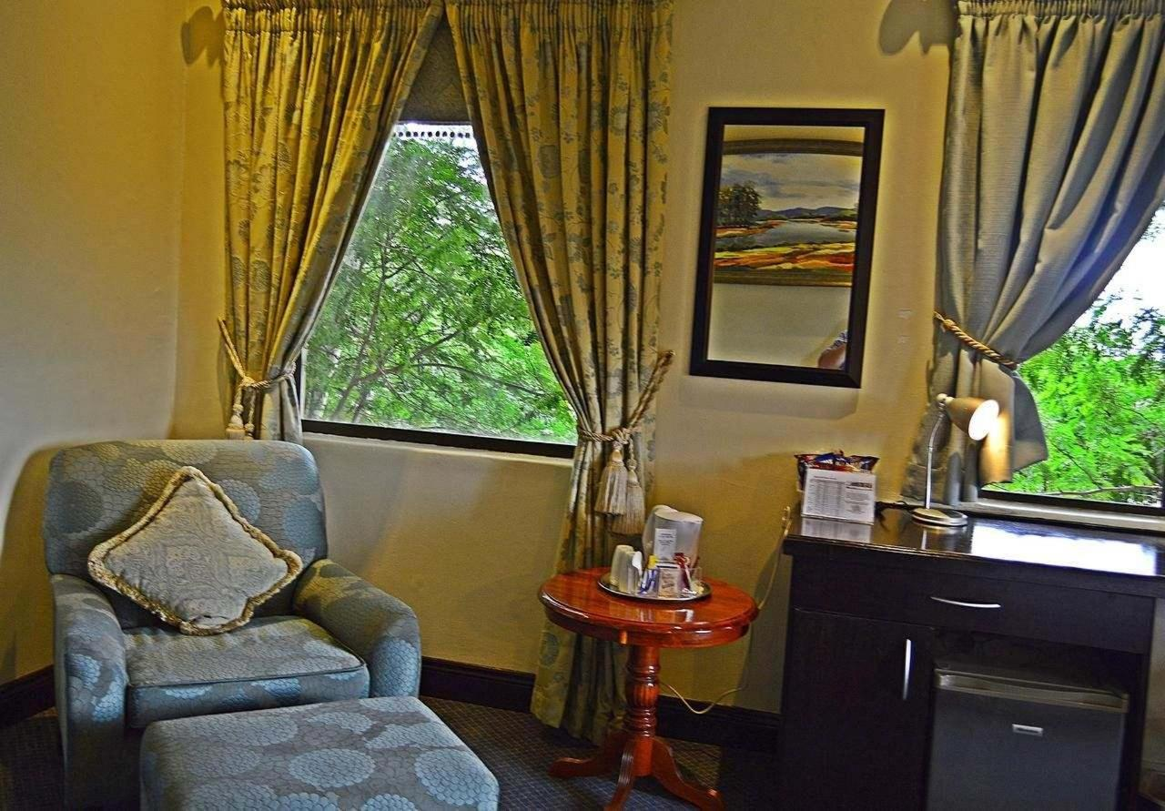 Superior room 1 at Constantia Manor Guesthouse