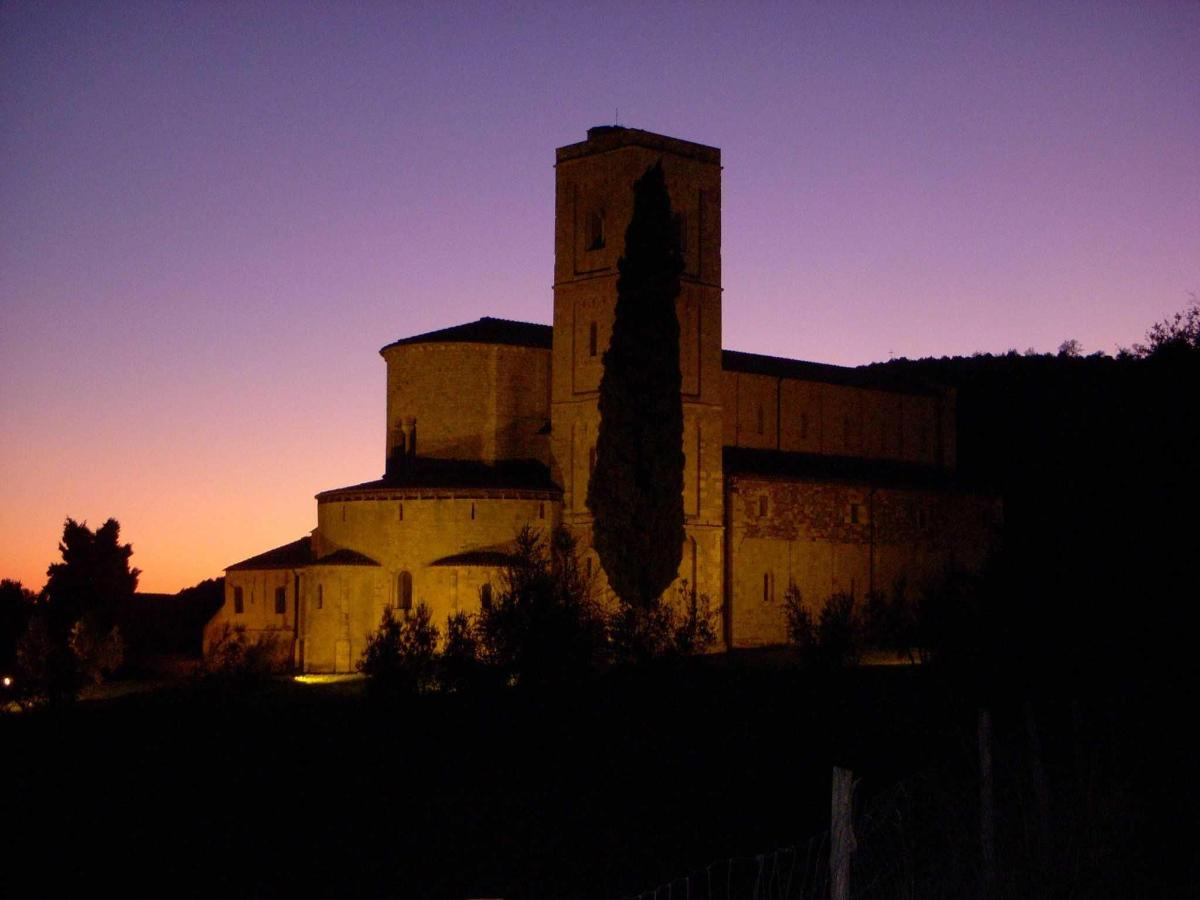 ST.ANTIMO ABBEY IN VAL D'ORCIA