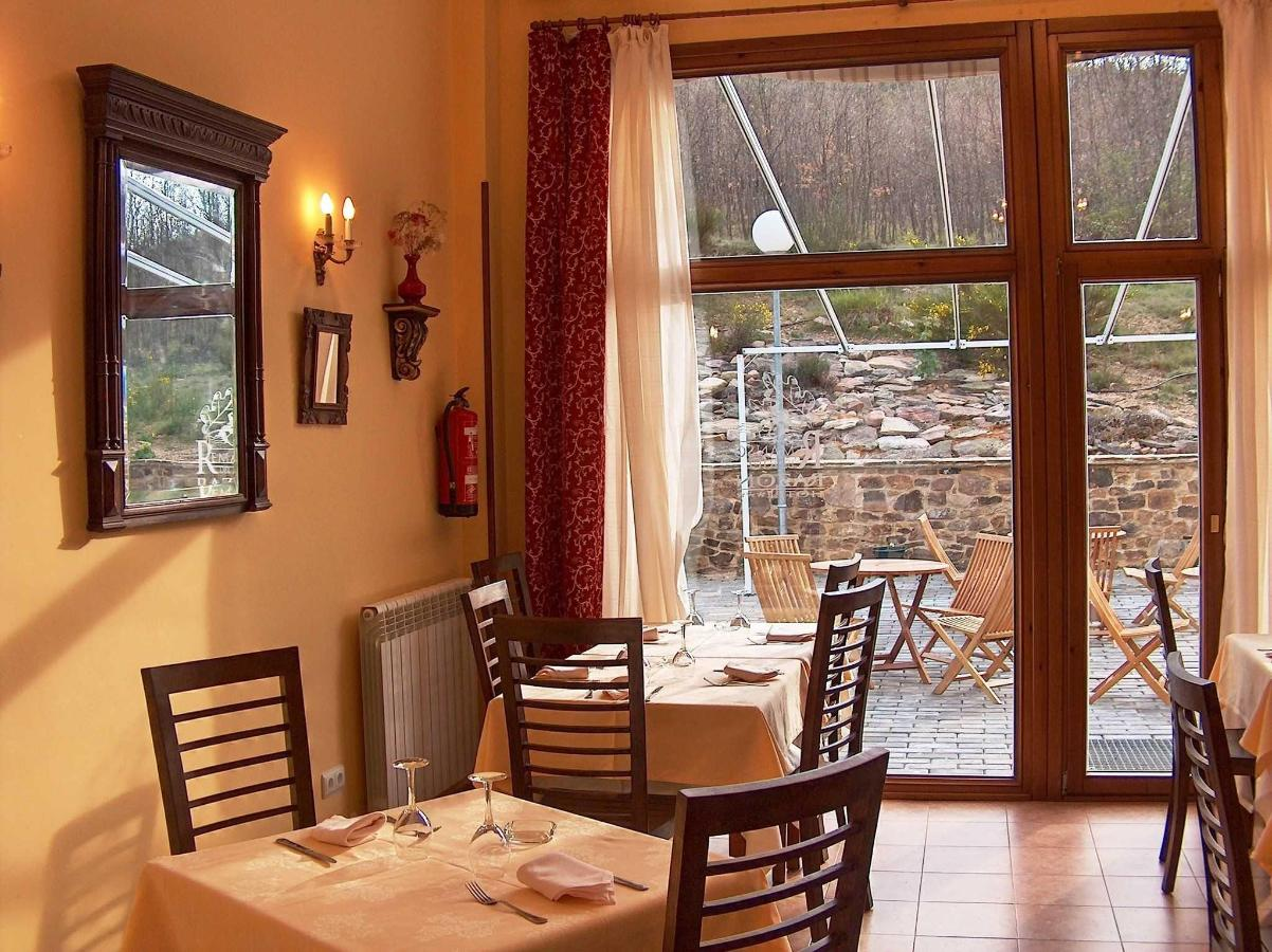 Comedor, terraza