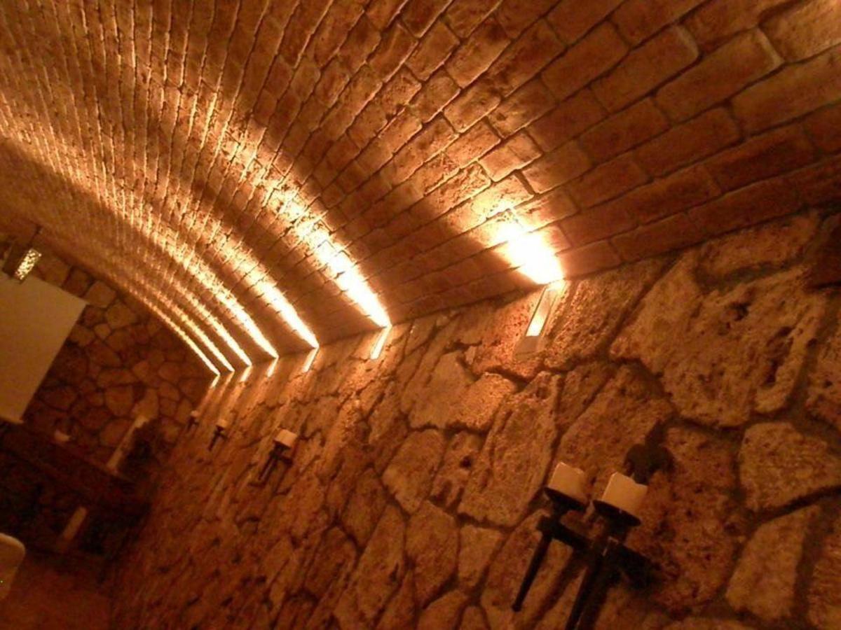 romantisk källare