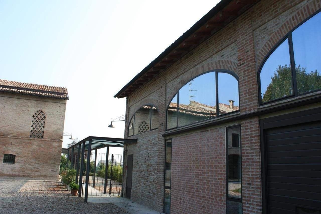Bluegaribaldi Room&Breakfast  - ソルニャ - パルマ -  Struttura vista esterna