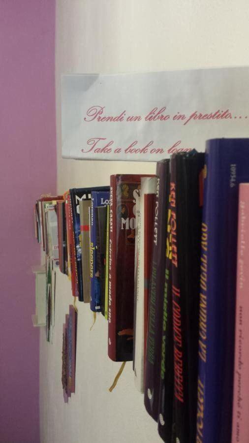 un libro in prestito