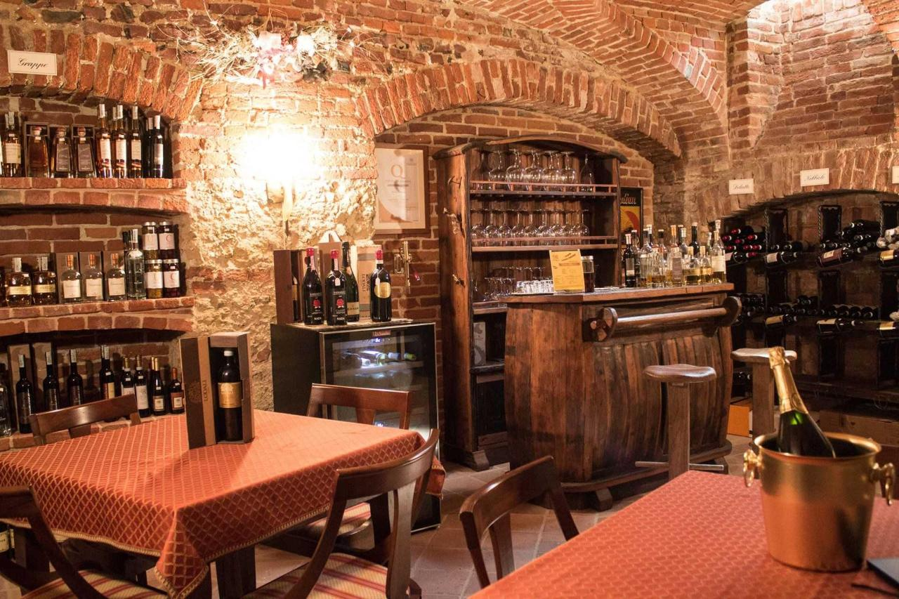 Cascina Bellavista - food and wine