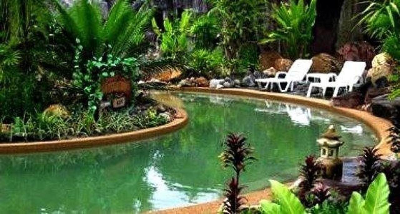 Горячие источники Nattha Waree Hot Springs Resort & Spa