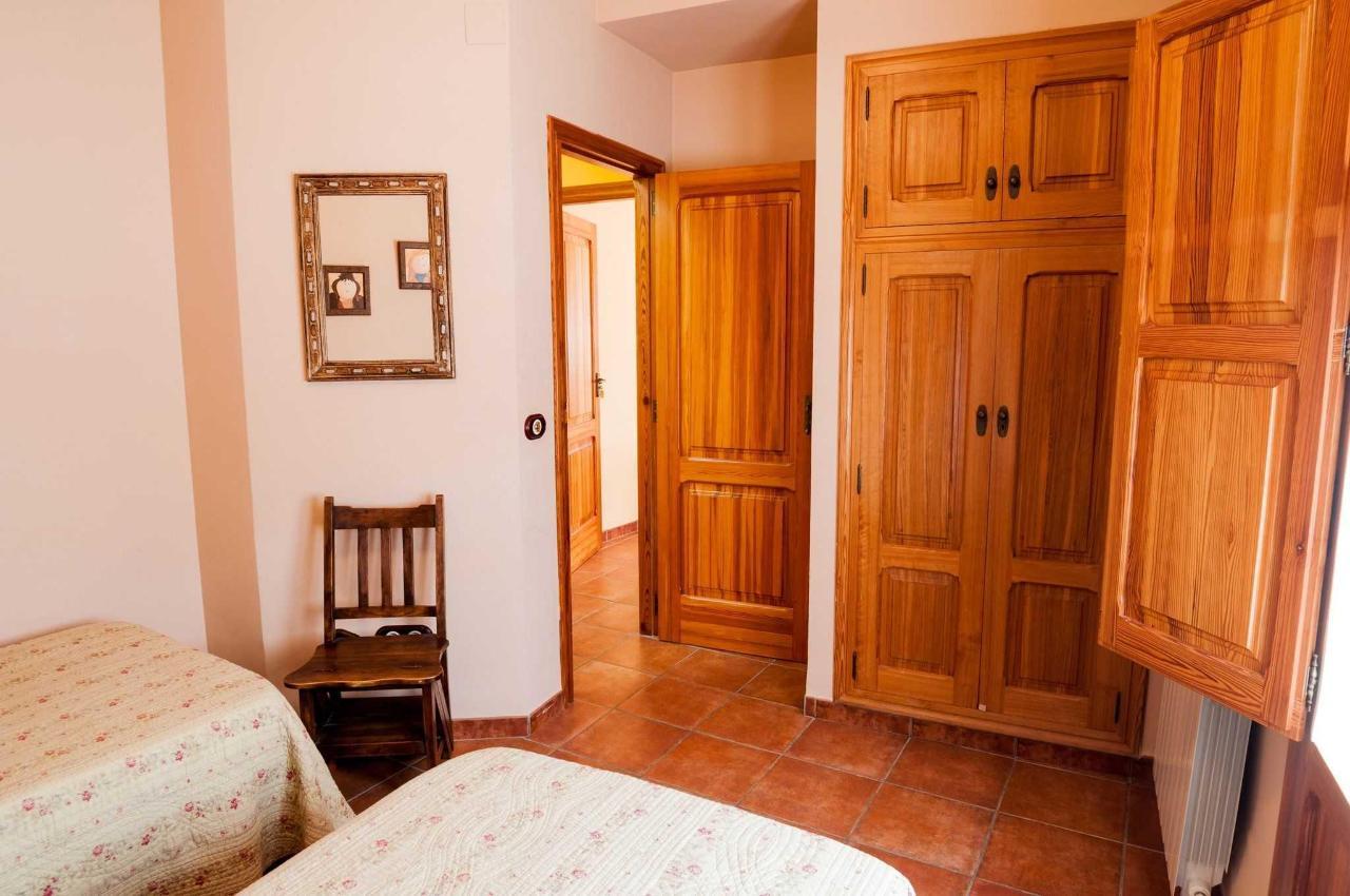 La misma habitación vista desde otro ángulo