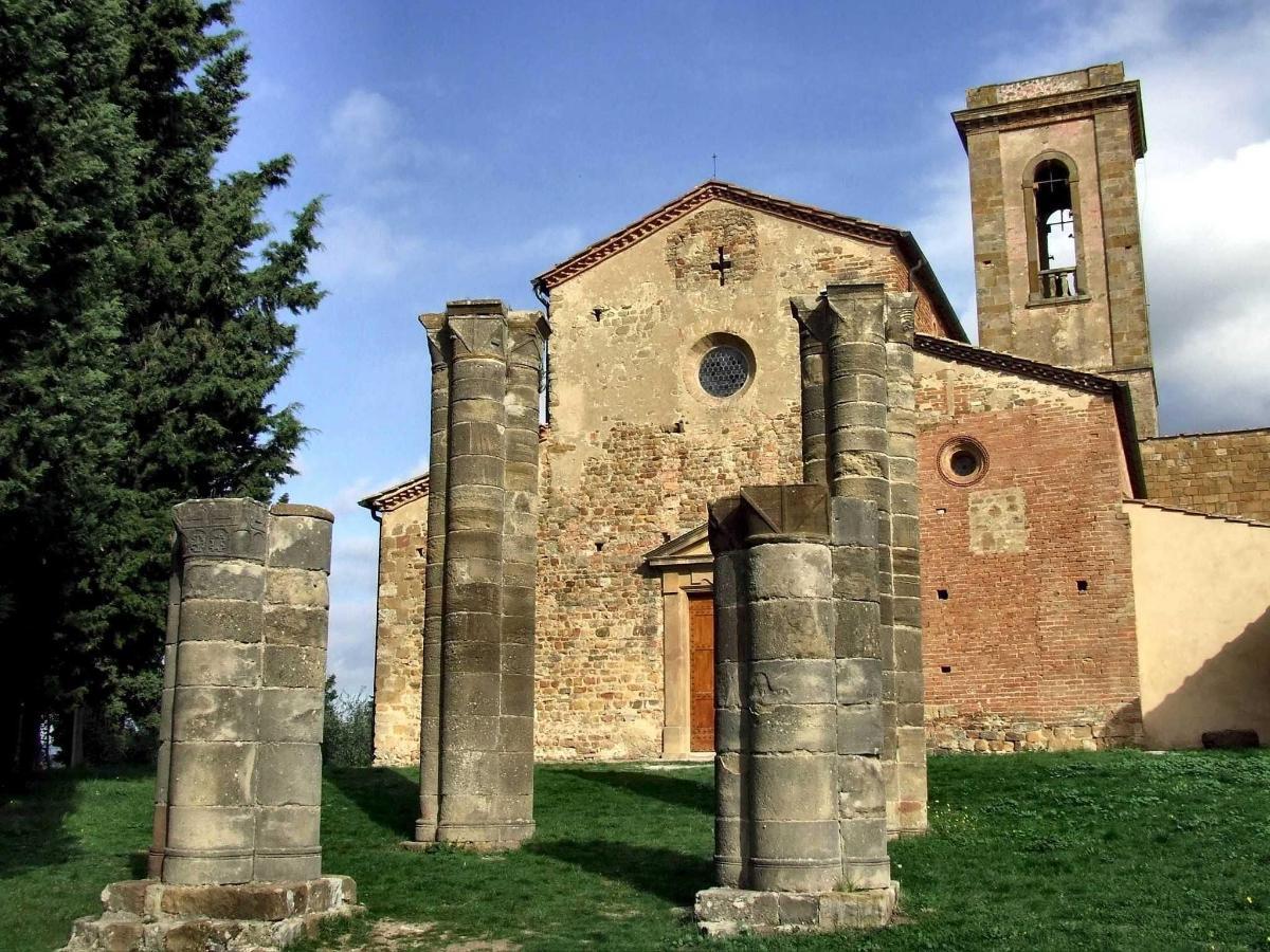 Pieve romanica di S.Appiano