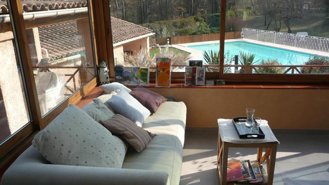 sofa in the veranda