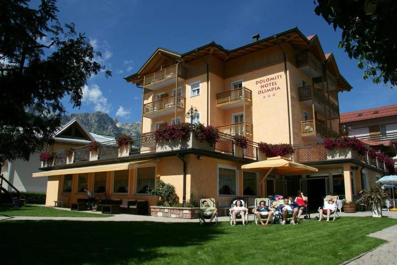 rDolomiti Hotel Olimpia Andalo, summer