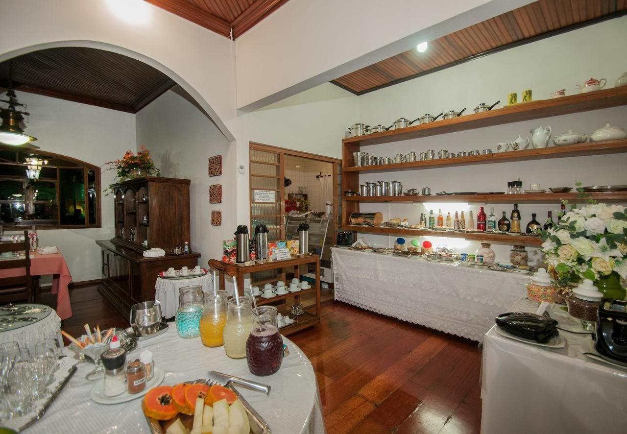 Kitchen / Breakfast of the Pousada Águas do Pantanal.jpg