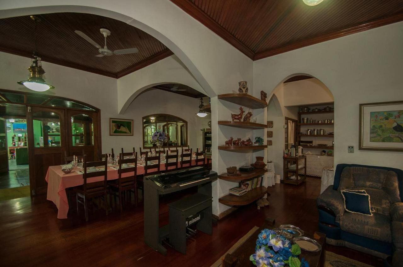 Recepção/ Sala de estar Pousada Águas do Pantanal.jpg