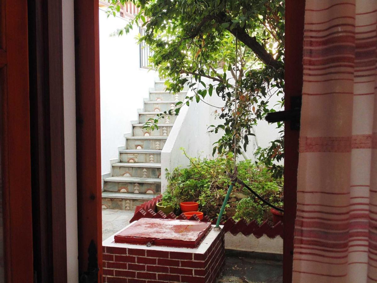 公寓可通往花園