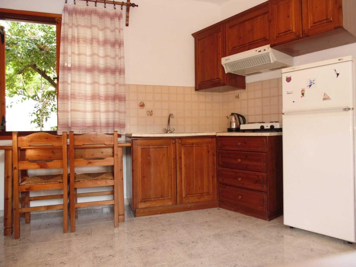 Appartement avec accès au jardin
