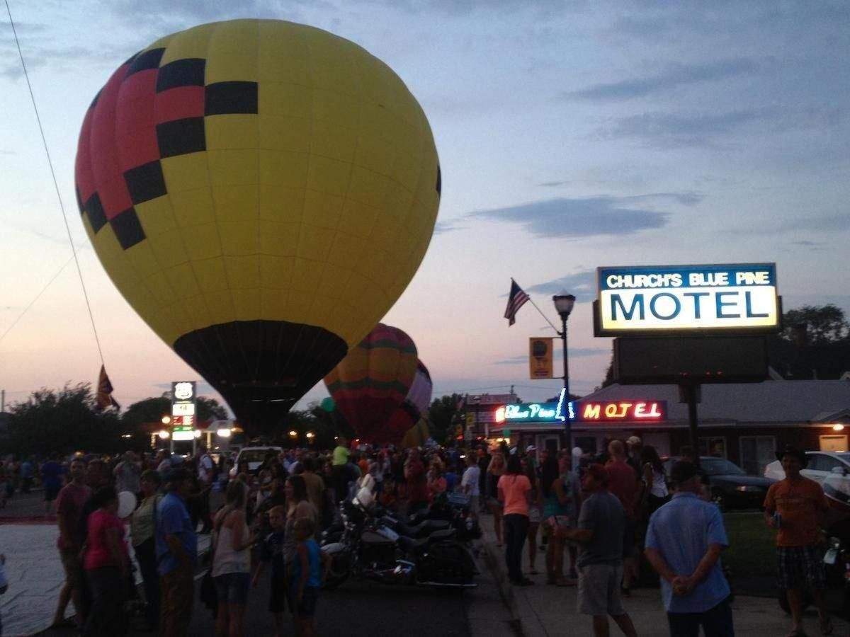 Μπλε Pine Motel Κατά Panguitch Valley Balloon Rally