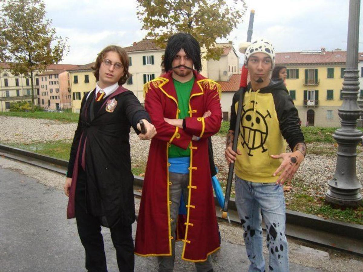 Events in the surrounding: Lucca Comics & Games