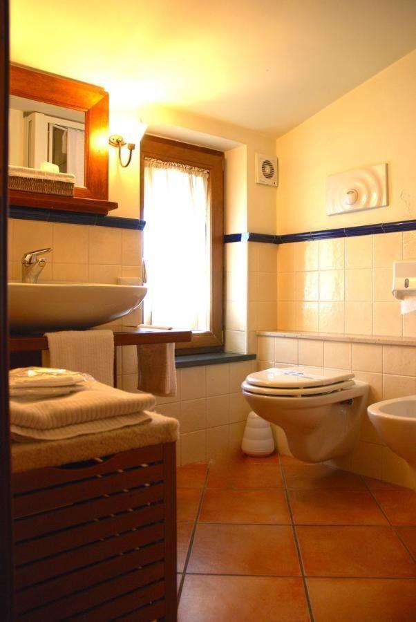 Classic Room - Bagni