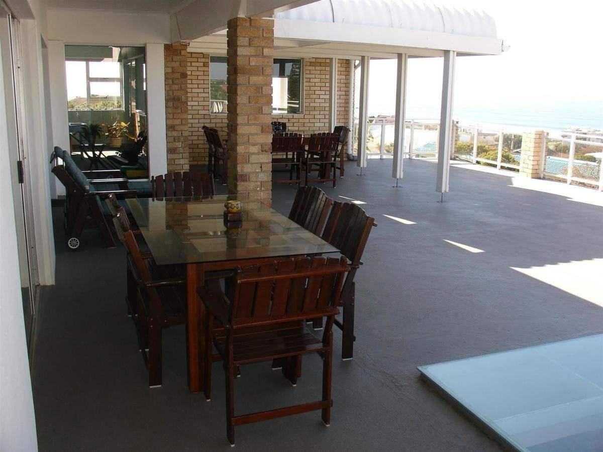 Main Balcony upstairs