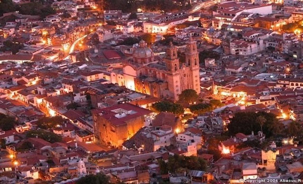 Taxco at Night