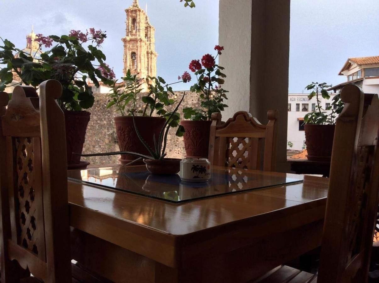 Terraza Hotel Mi Casita