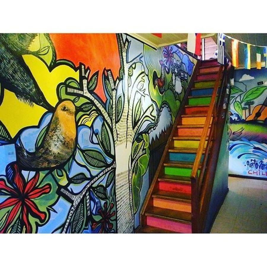 Colorfull stair