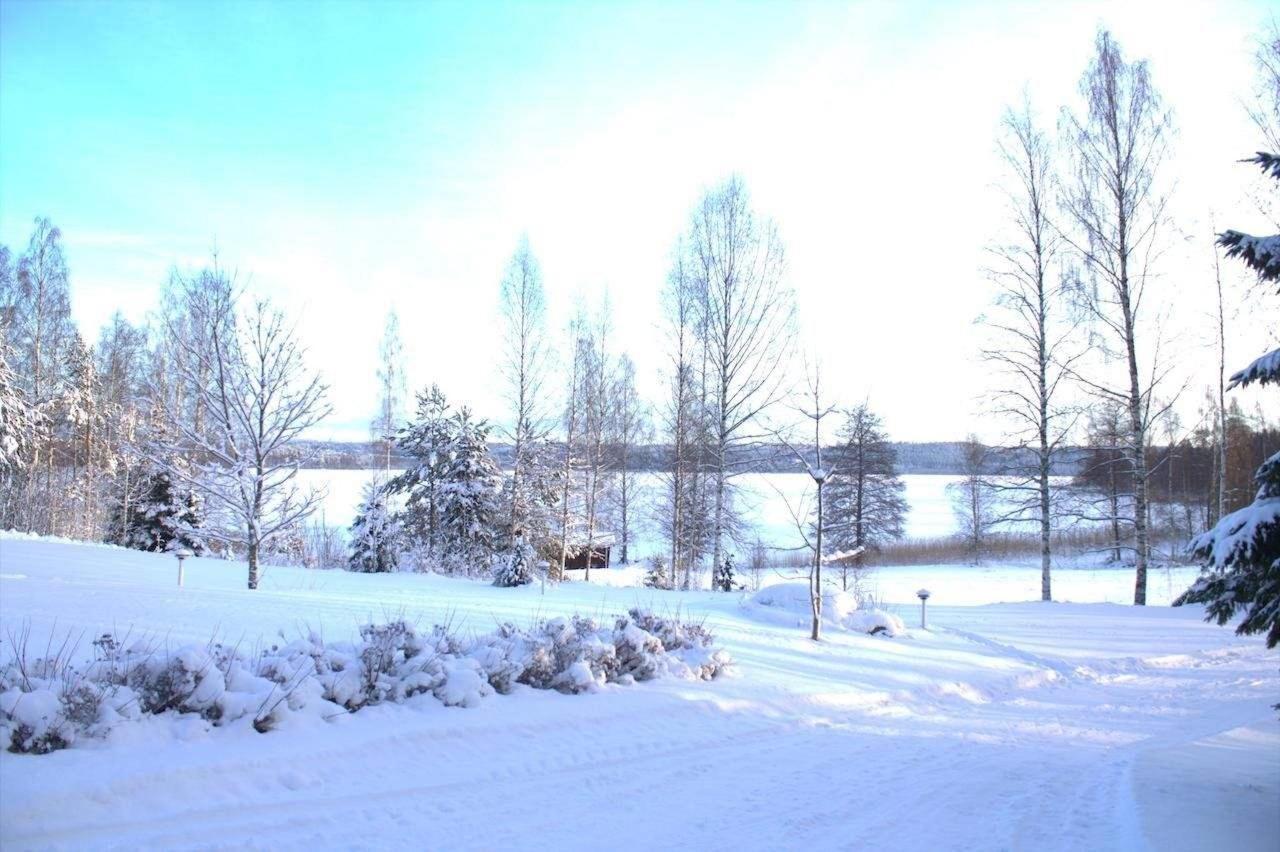 ranta talvella