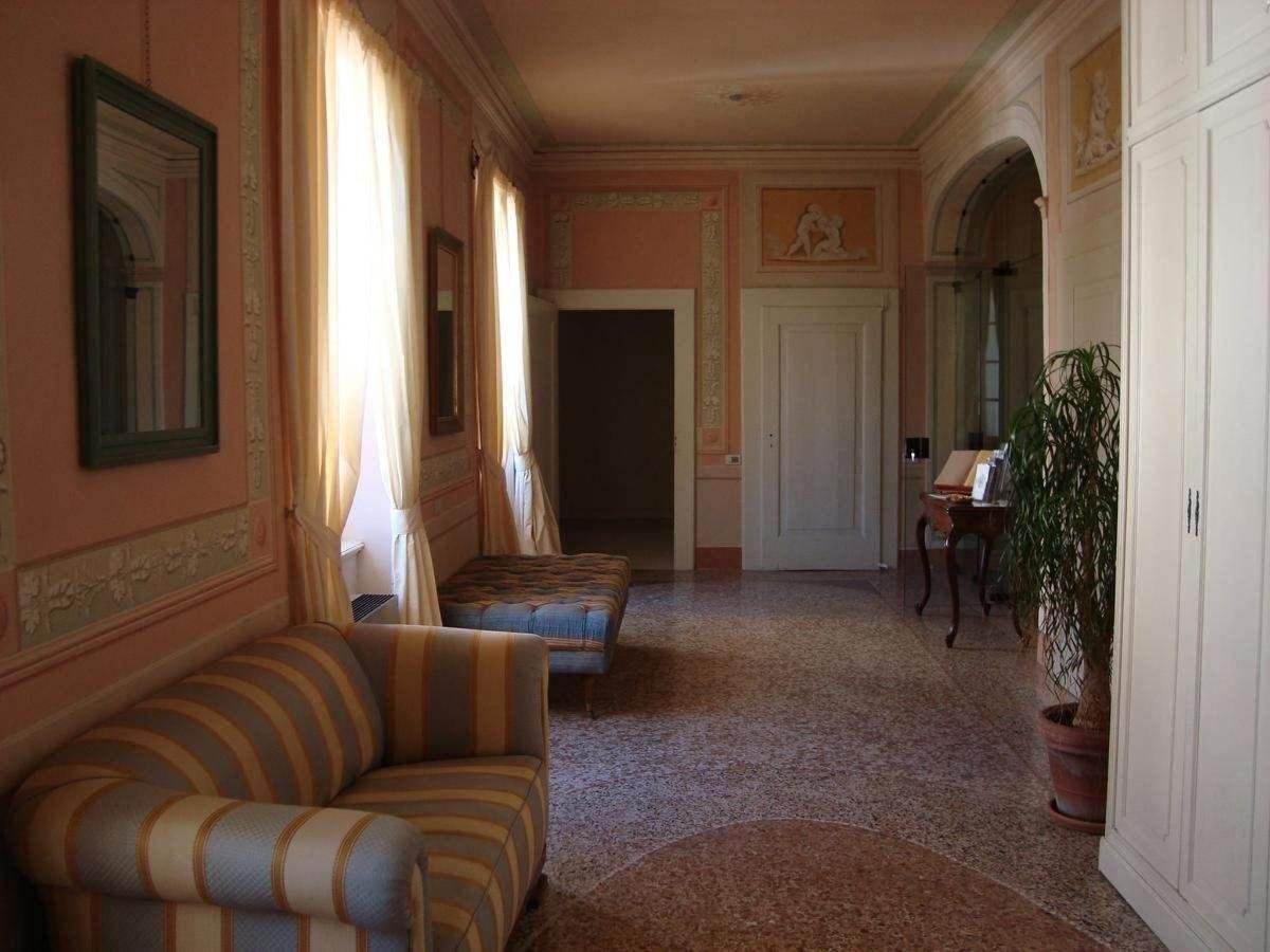 Castello degli Angeli hallway .jpg