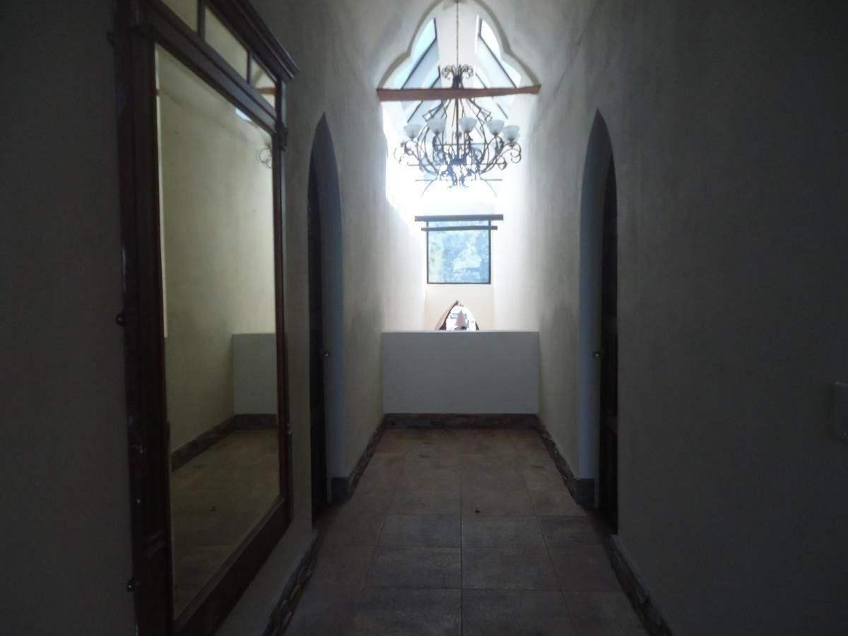upper level hallway.