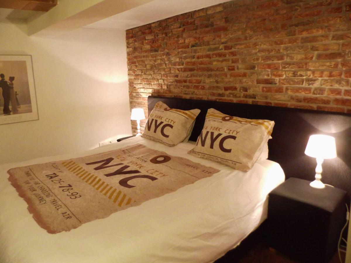 Compact Apartment slaapkamer
