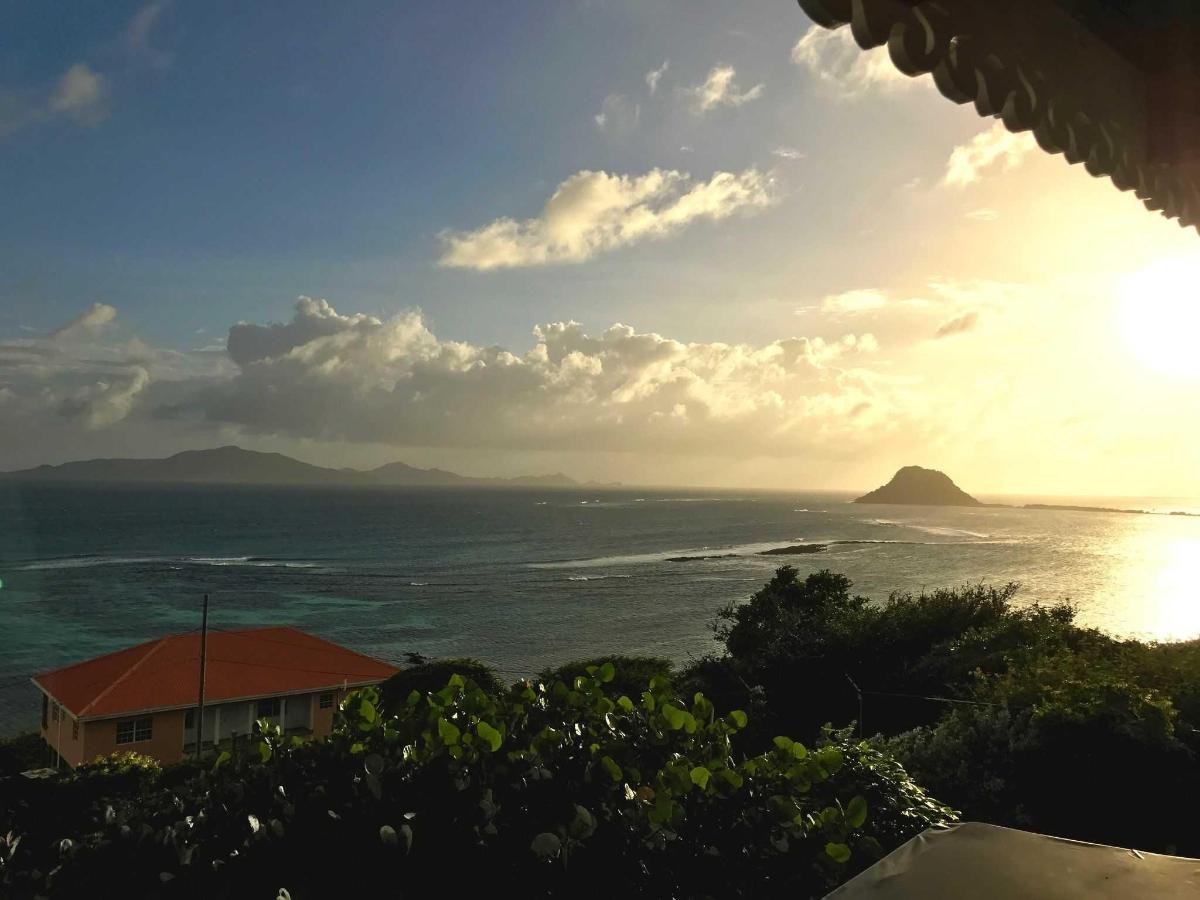 View from Saint Joseph's looking SW toward Carriacou and Frigate Rock.jpg