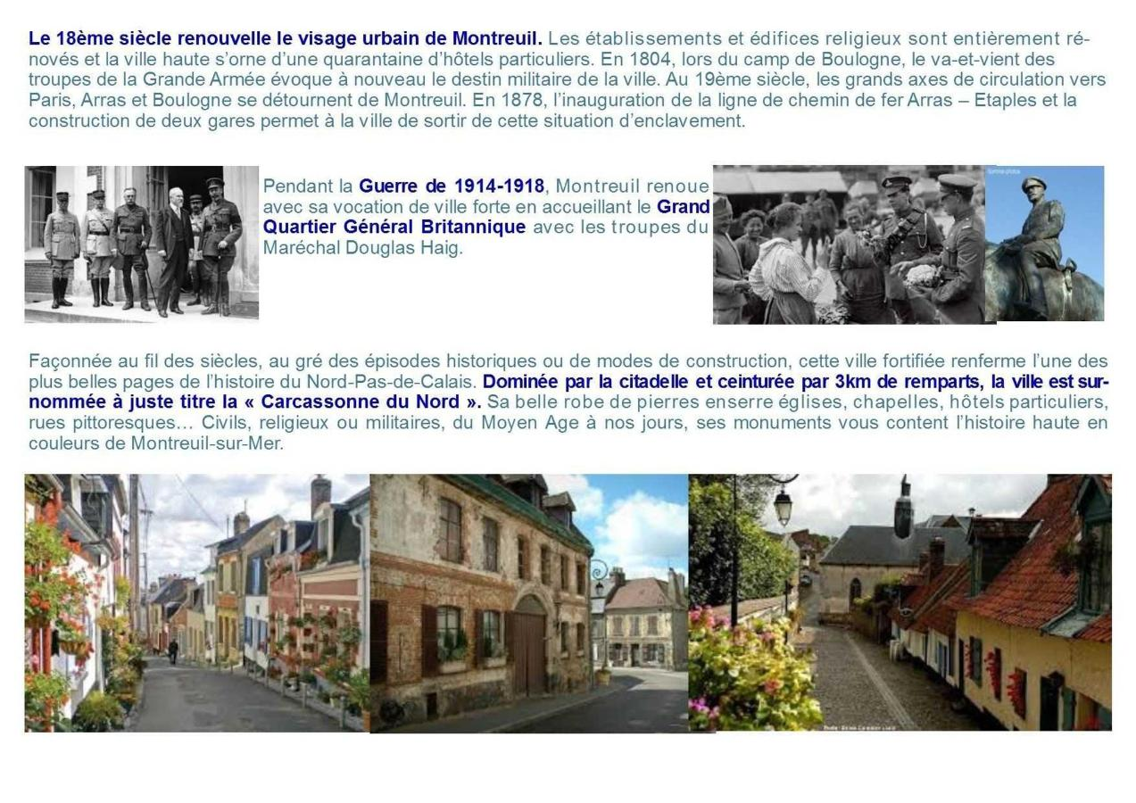 Montreuil History