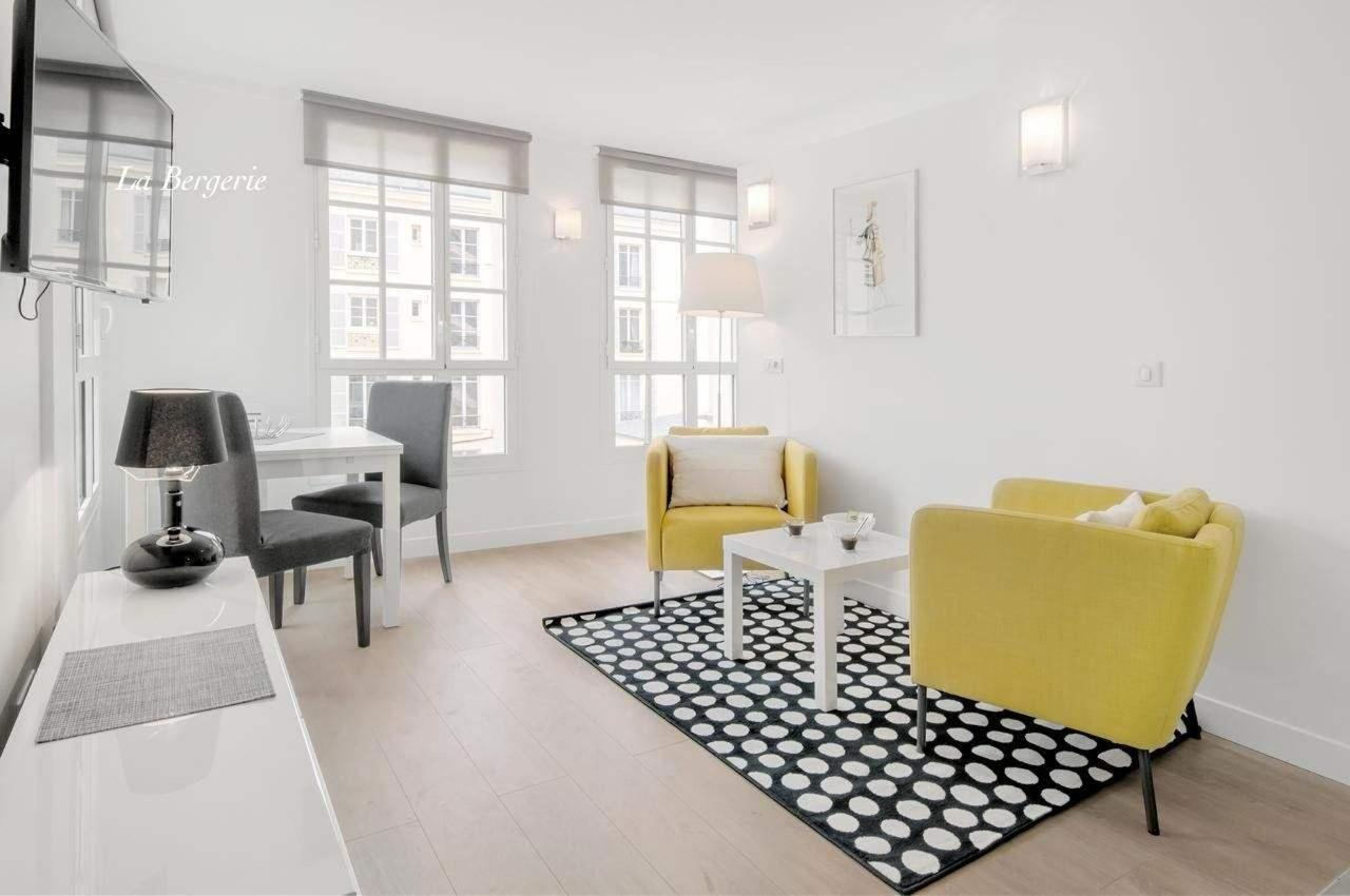 Studio Apartment - La Bergerie3