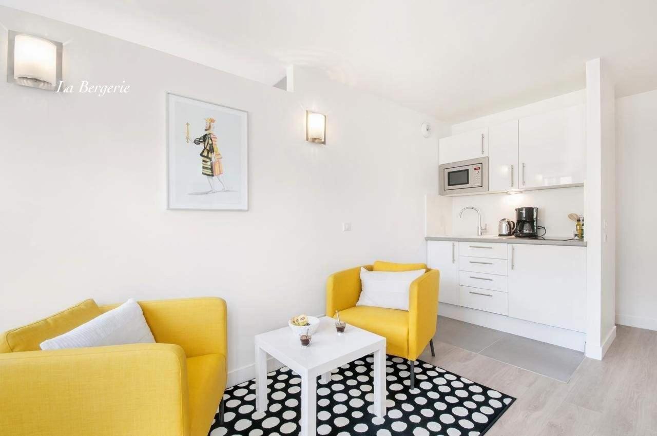 Studio Apartment - La Bergerie1