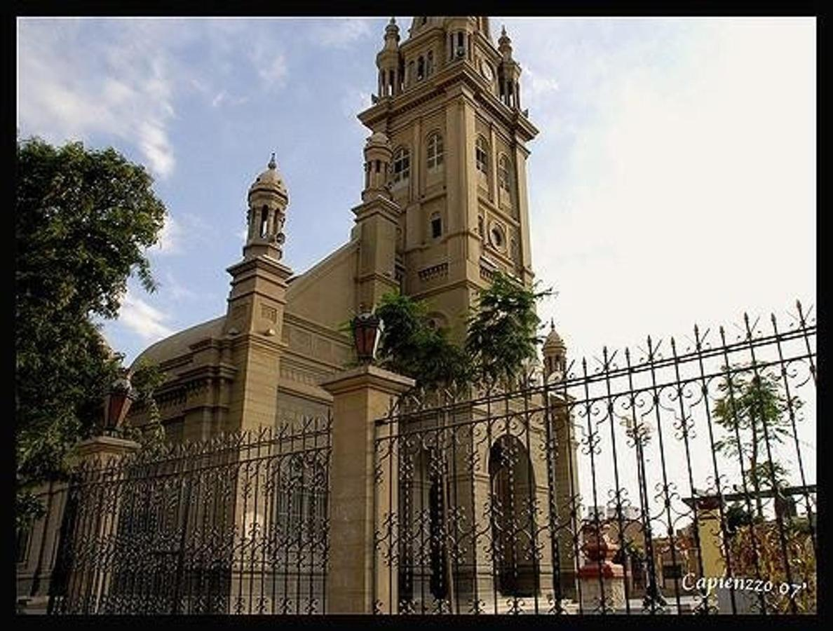 Iglesia Señor de Luren de Ica
