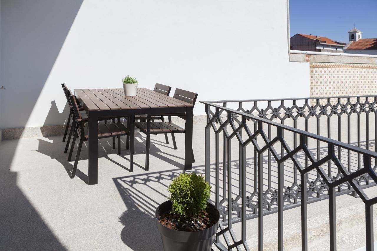 By Marquês Apartments - One-Bedroom Apartment with Terrace and Garden View