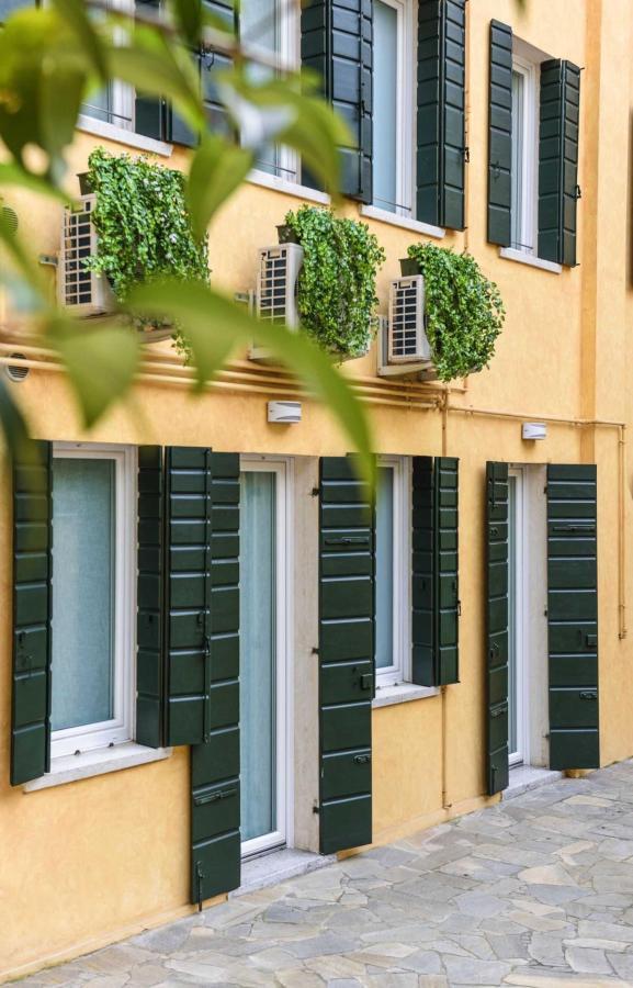 Brick House Treviso facciata posteriore