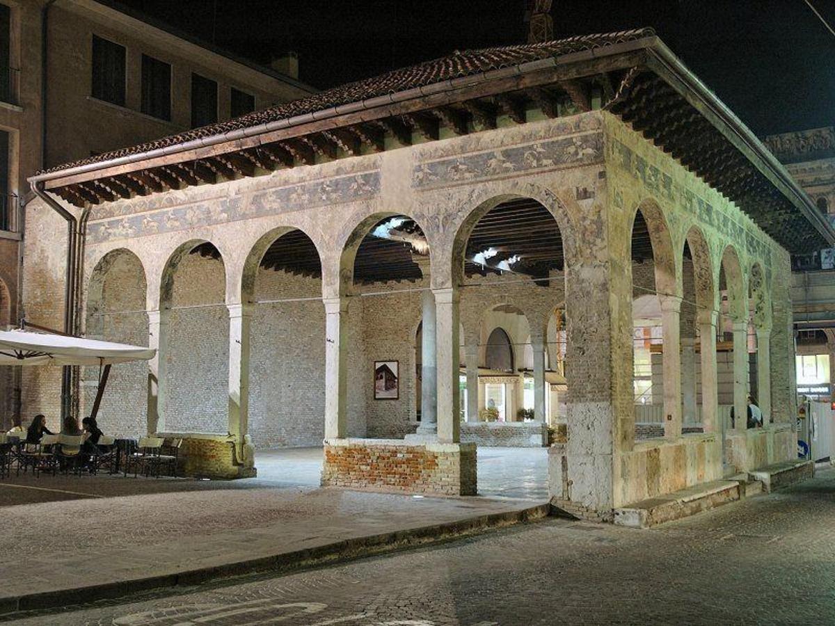 Treviso - Knights's loggia