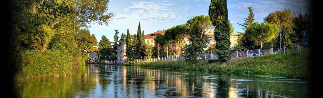 Treviso - camminata lungo  il fiume Sile