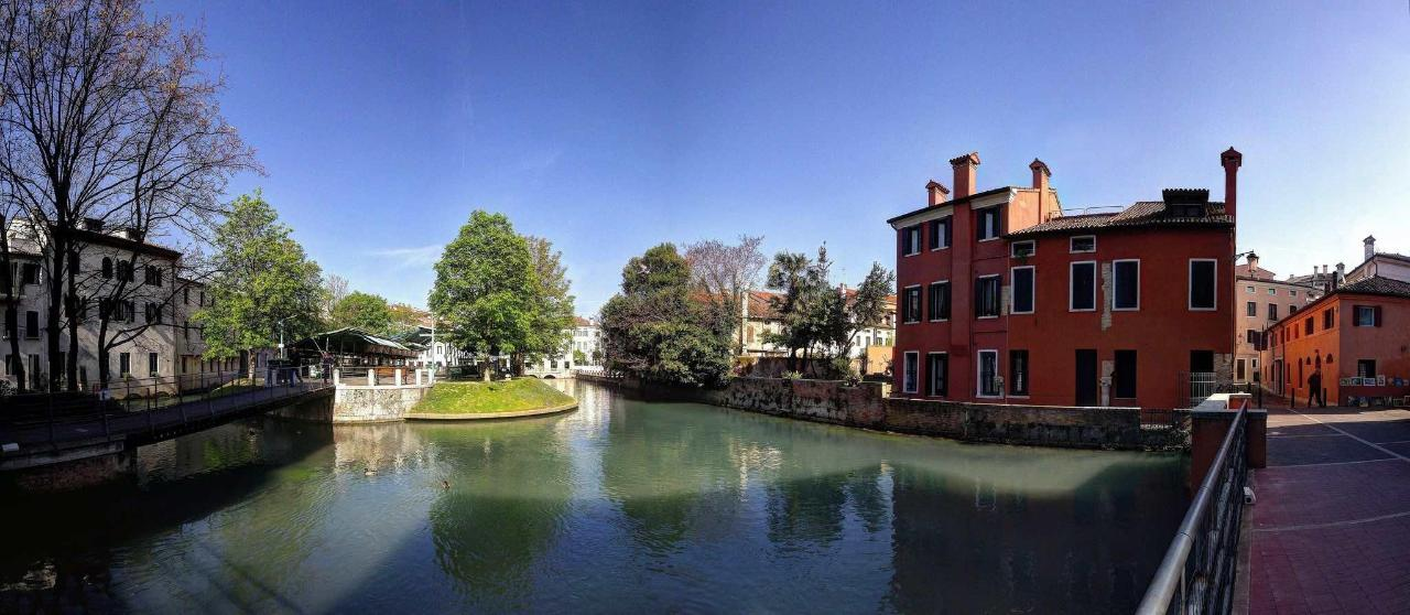 Treviso - mercato del pesce - Isola della Pescheria