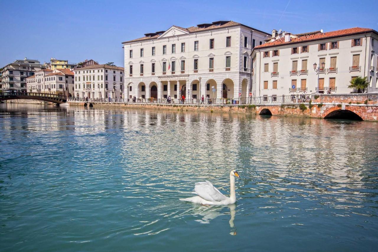 Treviso - Università di Giurisprudenza - Riviera Santa Margherita