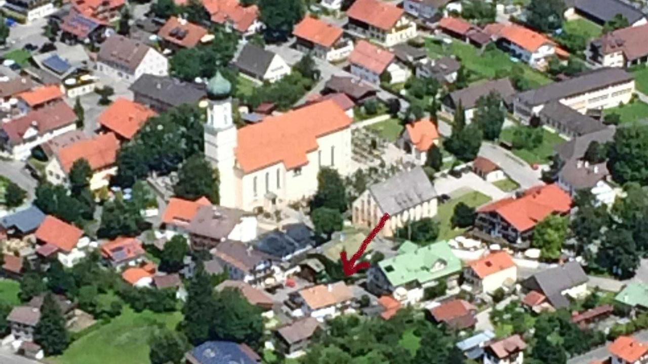 Расположение в деревне