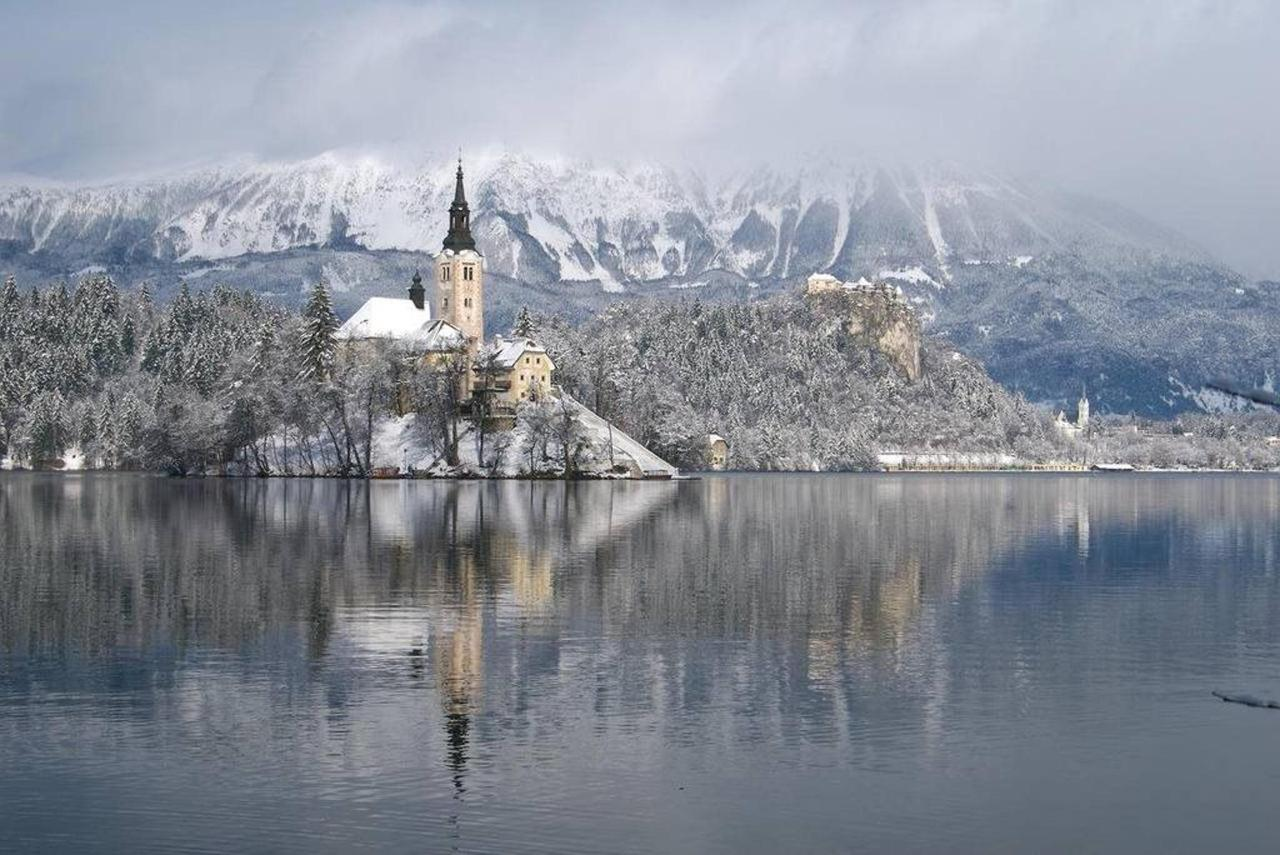 Lake Bled - Winter