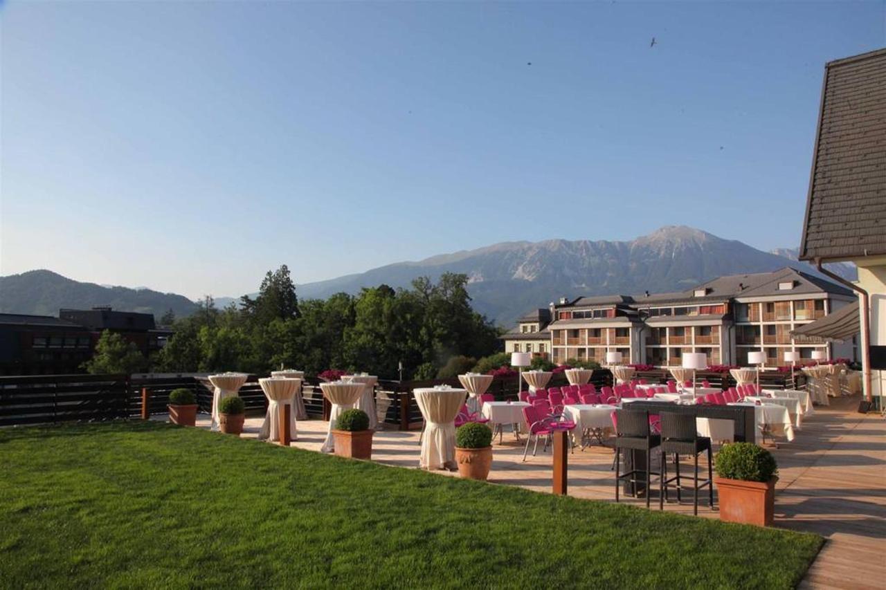Hotel Kompas Bled - prireditev na terasi