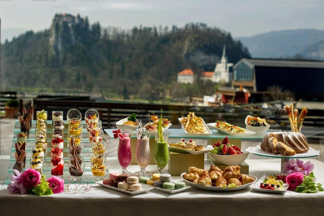 Hotel Kompas Bled - Event offer with a view