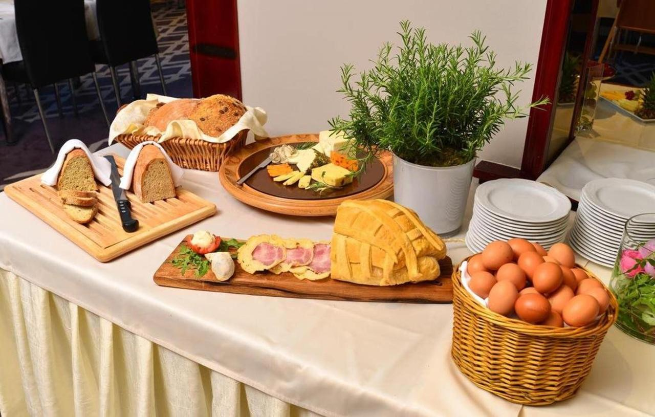 Hotel Kompas Bled - Zajtrk