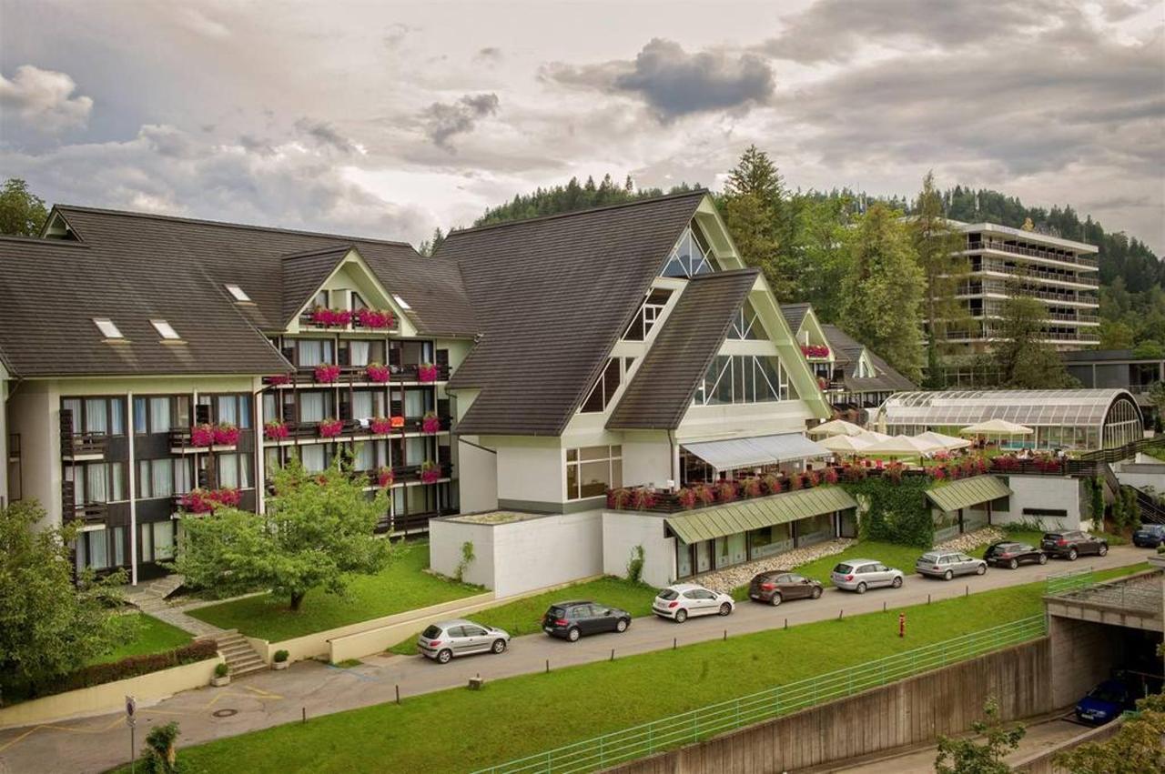 Hotel Kompas Bled - Außenansicht