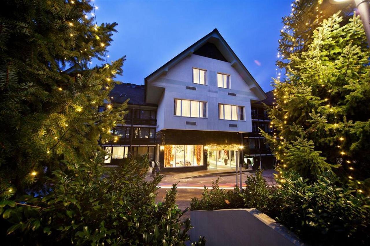 Hotel Kompas Bled - Exterior