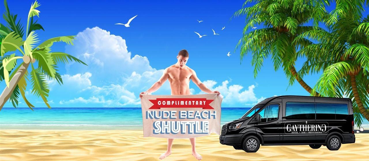 Gaythering Nude Beach Shuttle Miami Gay Hotel.jpg