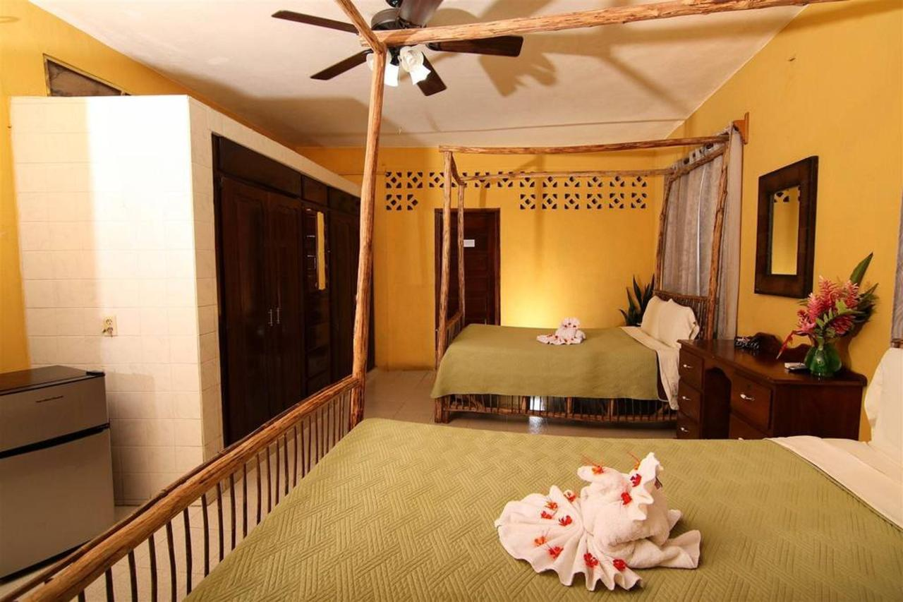 Alojamientos Rain Forest inn suite 2 beds.JPG