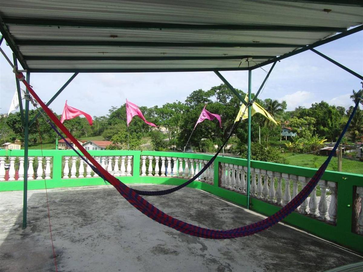 Rain Forest Heaven comunal area terrace.JPG